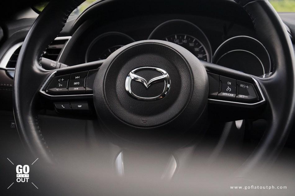2018 Mazda 6 Sports Wagon Interior