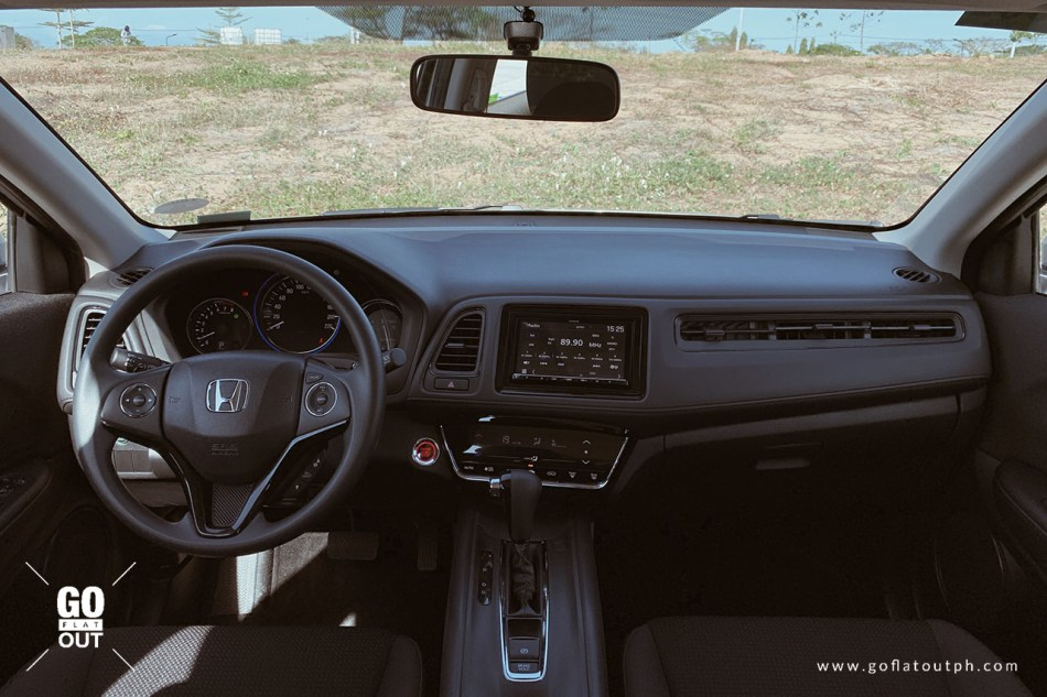 2019 Honda HR-V 1.8 E Interior