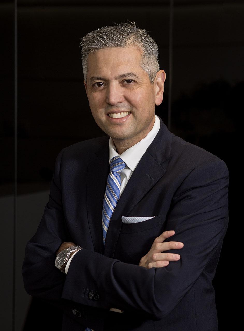 Hector Villarreal, GM Southeast Asia President