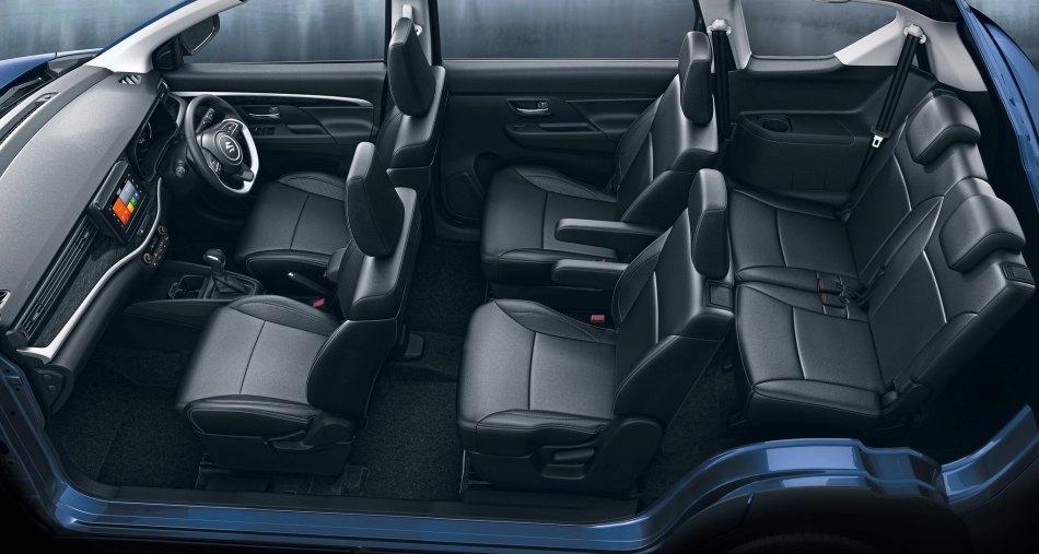 2020 Suzuki XL6 Interior