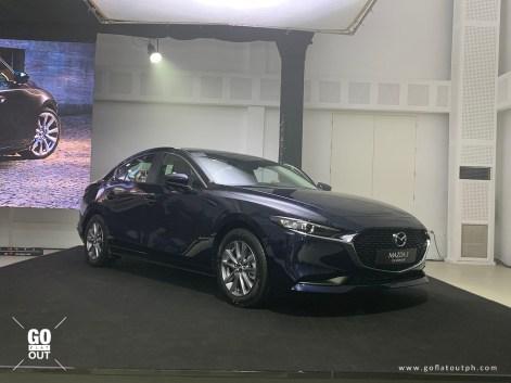 2020 Mazda 3 1.5 Elite Sedan Exterior