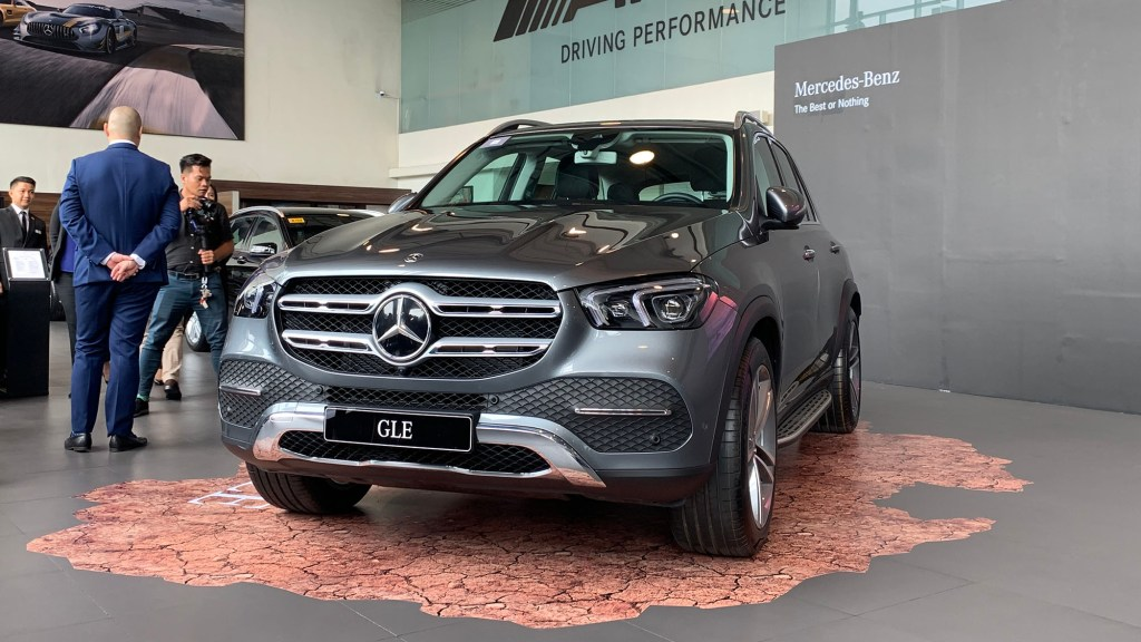 All-New Mercedes-Benz GLE Lands In Manila With P5.690M Introductory Price