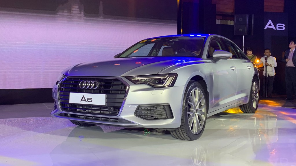 All-New 2020 Audi A6 Arrives In The PH With Mild Hybrid Tech