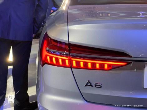 2020 Audi A6 LED Tail Lights