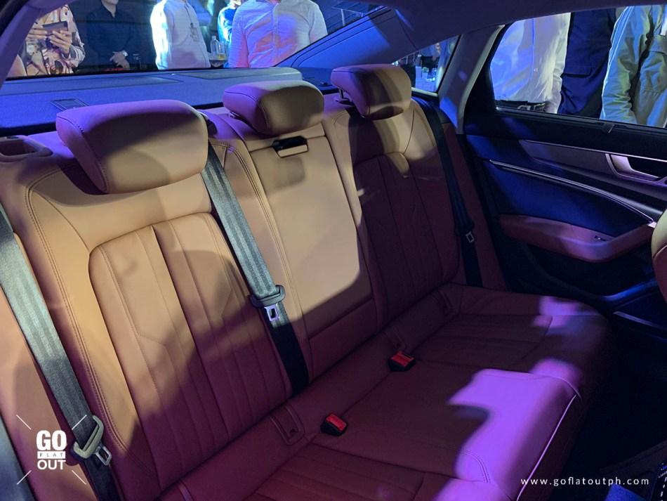 2020 Audi A6 Interior