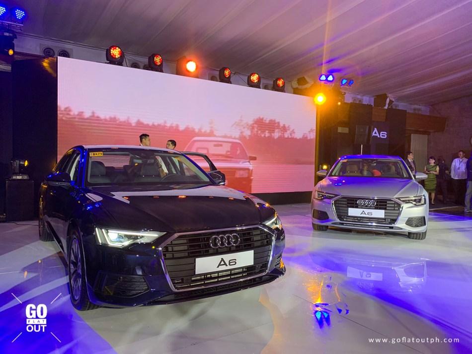 2020 Audi A6 Range
