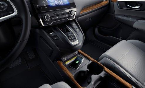 2020 Honda CR-V Hybrid Interior