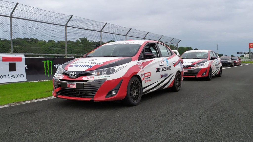 Monsoon Rains Made For An Interesting Second Round Of The Vios Racing Festival