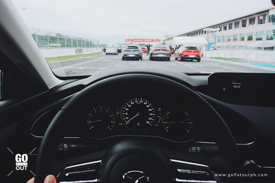2020 Mazda 3 1.5 Elite Sedan Interior
