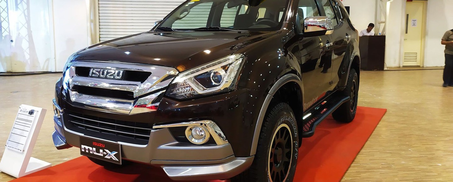 2020 Isuzu MU-X Boondock Is Ready For Adventure With A P1.845M Starting Price