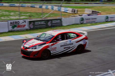 Toyota Vios One Make Race Car Now On Sale For P1.4 Million