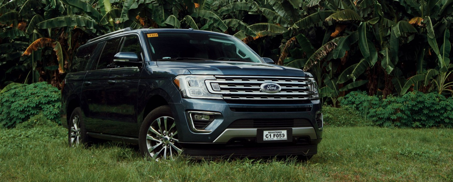 Out On A Coffee Expedition With Ford's Mighty Behemoth