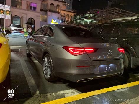 2020 Mercedes-Benz CLA 180 Exterior