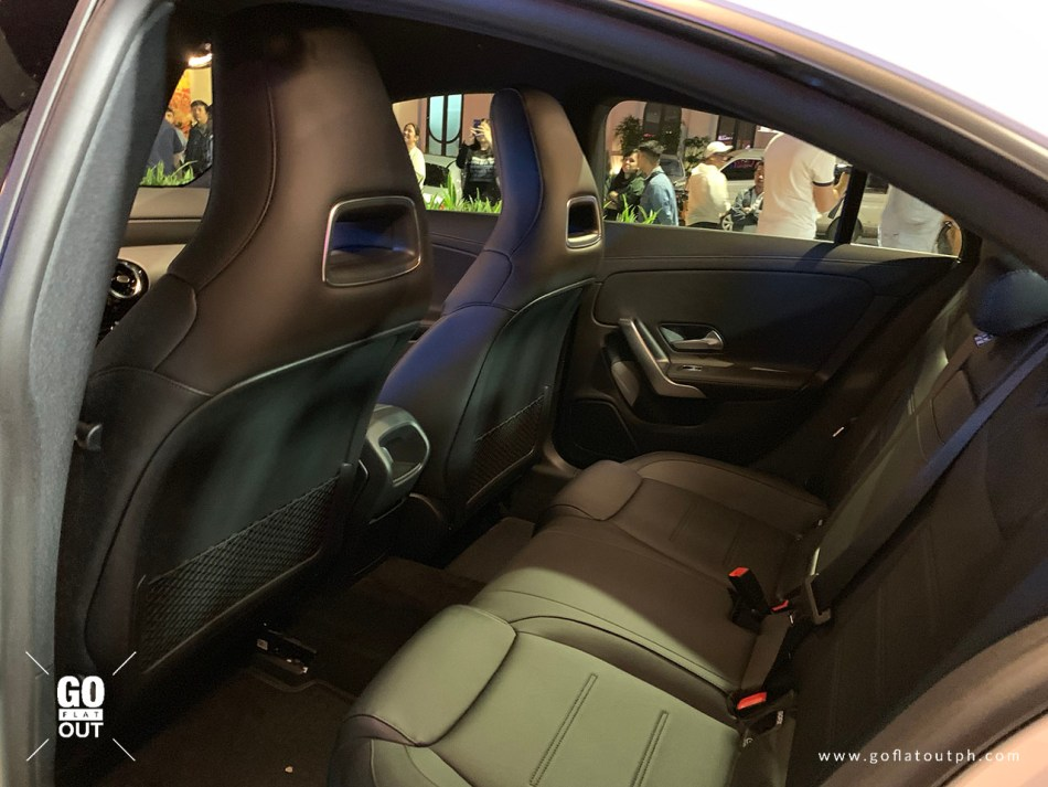 2020 Mercedes-Benz CLA 180 Interior