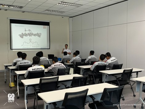 Hino TSTC Training