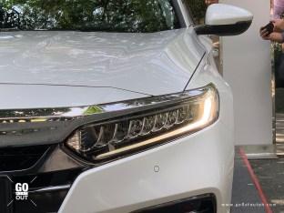 2020 Honda Accord EL Turbo CVT Honda Sensing LED Headlights