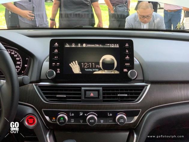 2020 Honda Accord EL Turbo CVT Honda Sensing Infotainment