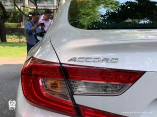 2020 Honda Accord EL Turbo CVT Honda Sensing LED Taillights