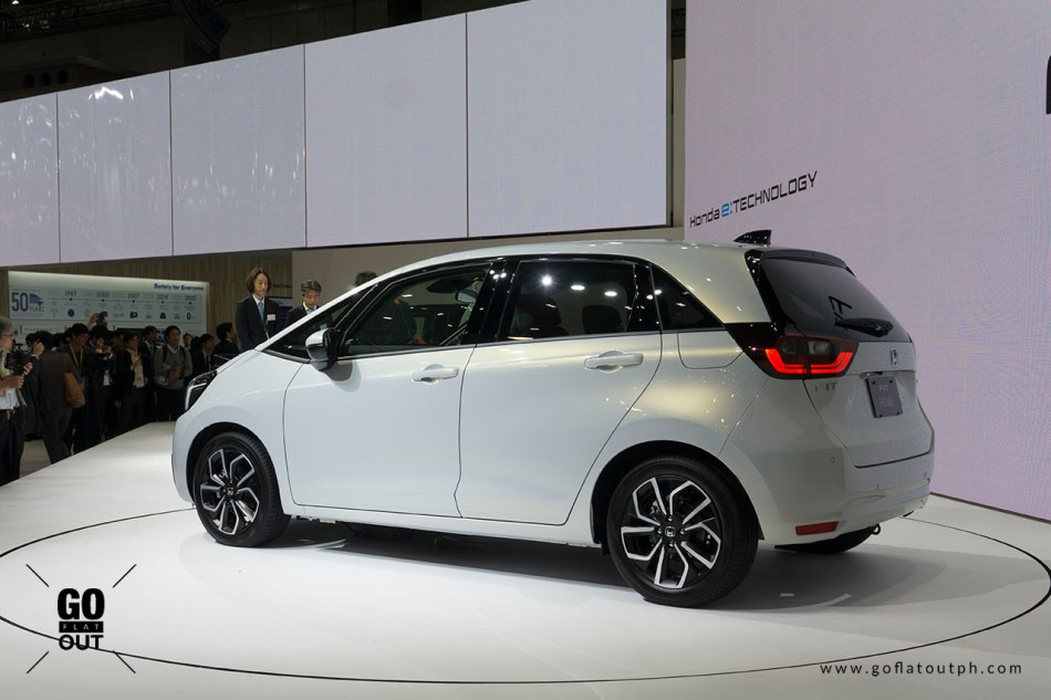 2020 Honda Fit Home