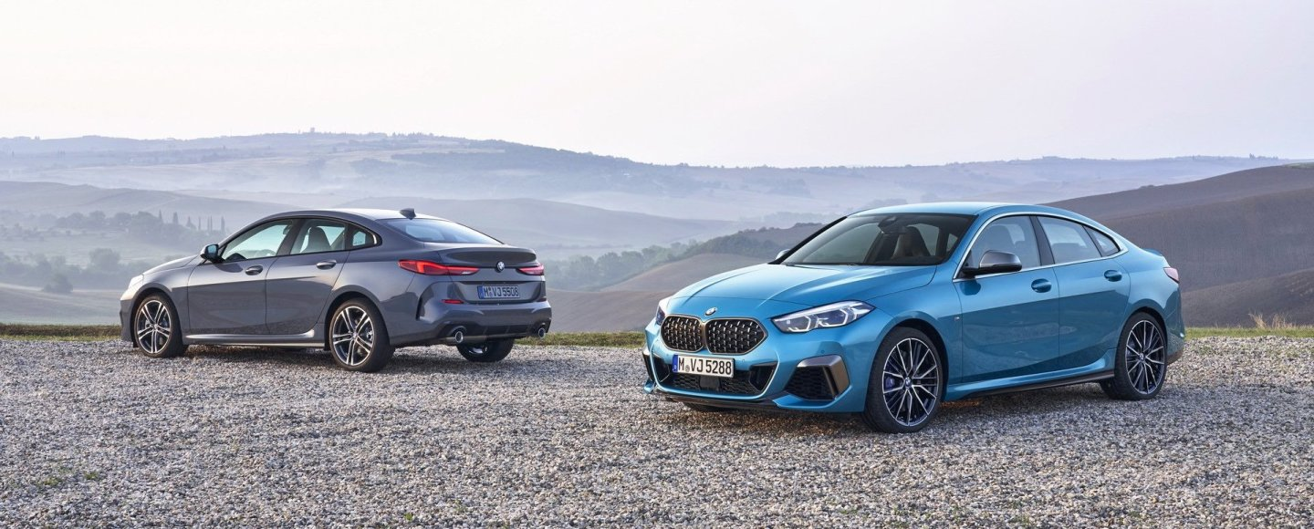 All-New BMW 2 Series GranCoupe Wants To Challenge The Mercedes-Benz CLA