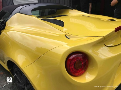 Alfa Romeo 4C Spider In The Philippines