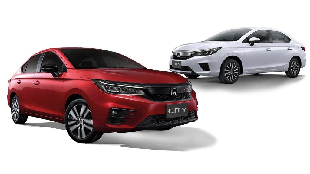 All-New 2020 Honda City Unveiled In Thailand With Turbo Power