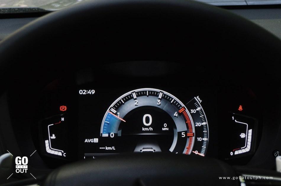 2020 Mitsubishi Montero Sport GT 2WD Digital Gauges