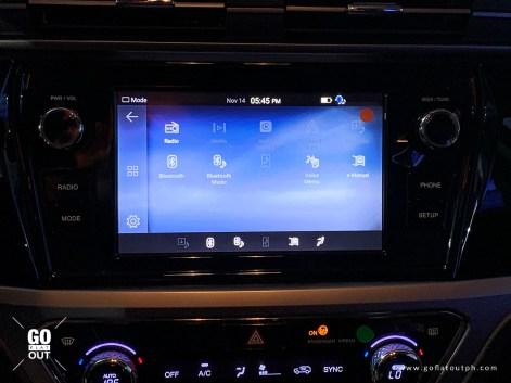 2020 SsangYong Korando Diesel Premium Interior