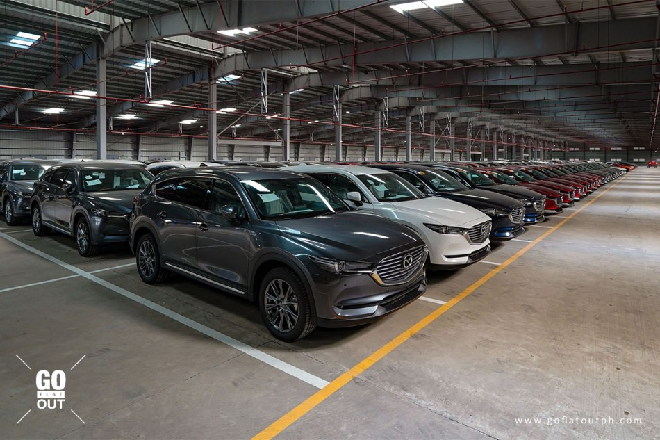 Mazda Center Of Excellence Cabuyao Warehouse