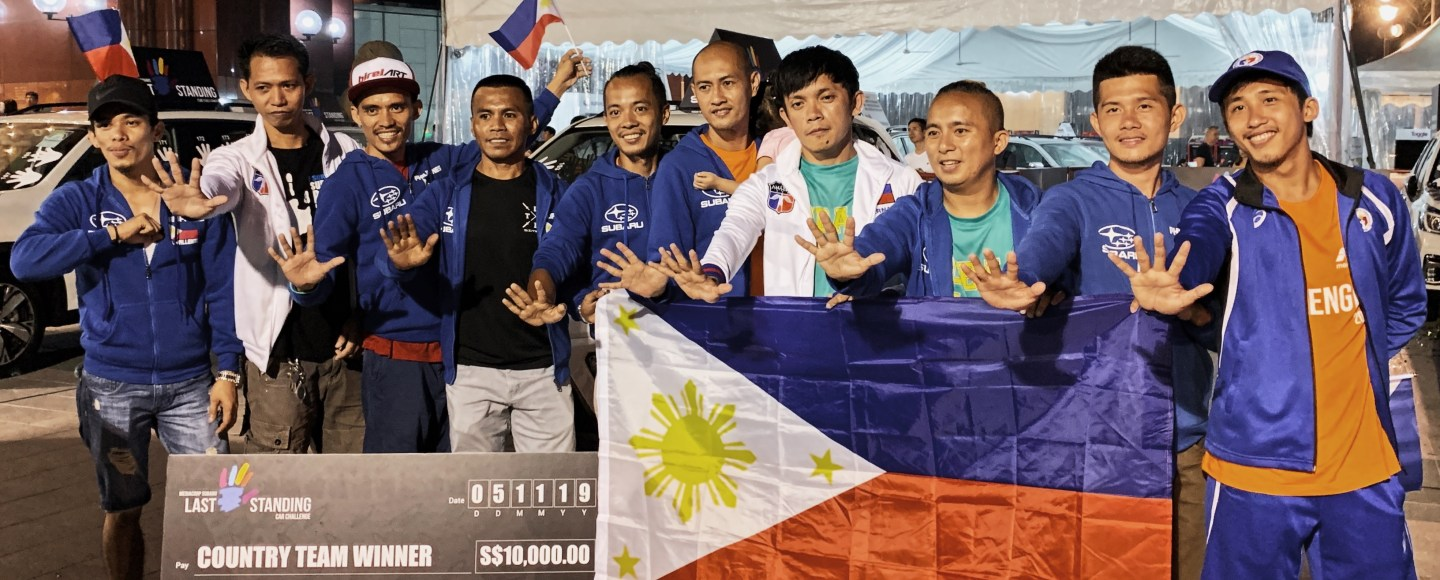 Philippines Crowned As Country Team Winner At The 2019 Subaru Palm Challenge