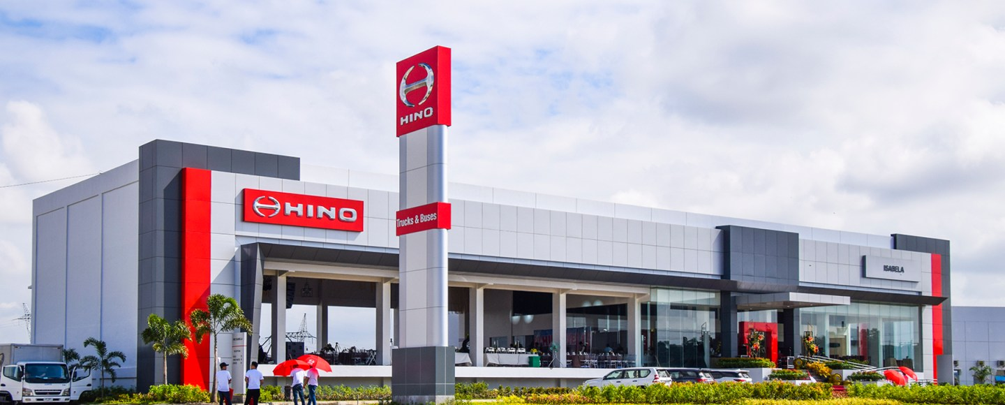 Hino Empowers Businesses In Isabela Through Its New Dealership
