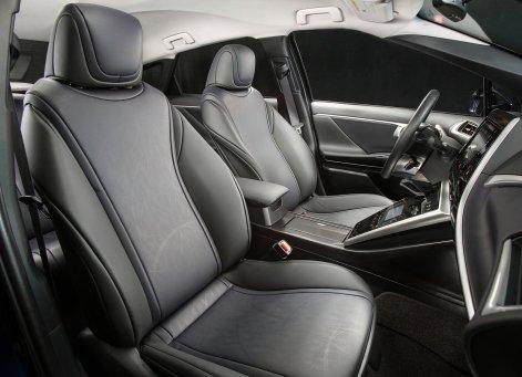 Toyota Mirai Interior