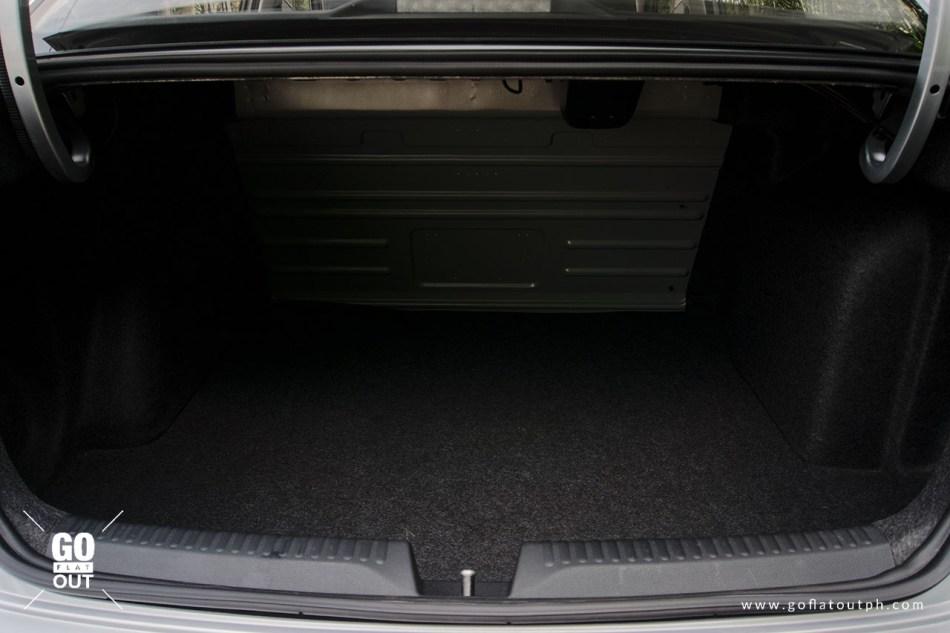 2019 Volkswagen Santana 180 MPI SE 480-liter trunk