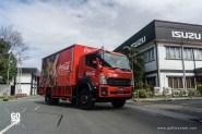 Coca-Cola Isuzu FVR