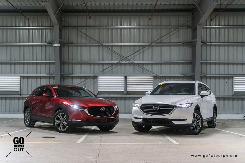 Take Mazda's Latest SUVs For A Spin At Bonifacio Global City This Weekend