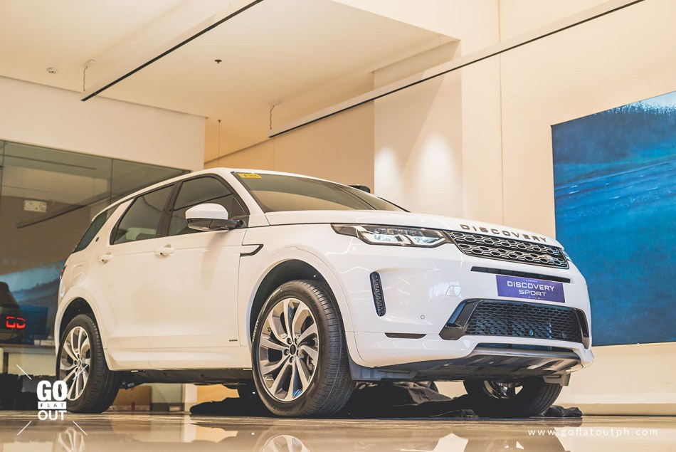 2020 Land Rover Discovery Sport S R Dynamic 2.0 Diesel Exterior