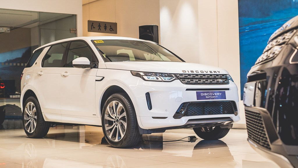 2020 Land Rover Discovery Sport Arrives In PH With P4.490M Starting Price