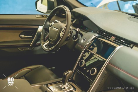 2020 Land Rover Discovery Sport S R Dynamic 2.0 Diesel Interior