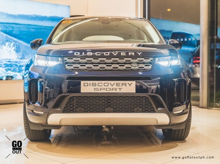 2020 Land Rover Discovery Sport S 2.0 Diesel Exterior