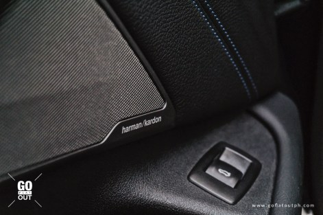 2020 BMW 520d M Sport Harman Kardon Sound System