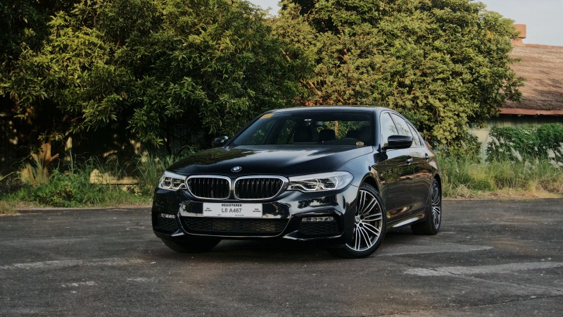 2020 BMW 520d M Sport Review
