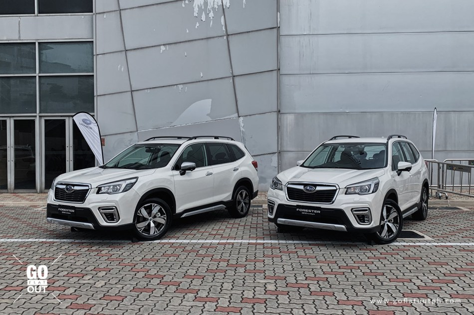 The Differences Between A Japanese-Built And Thai-Built Subaru Forester