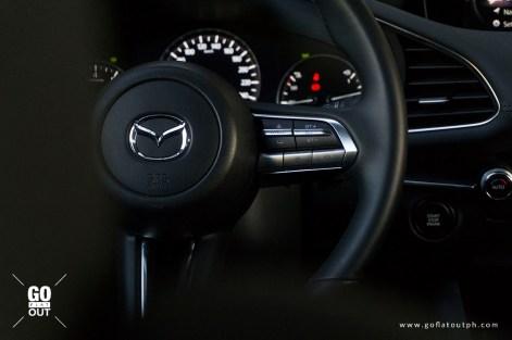 2020 Mazda 3 2.0 Premium Sedan Interior