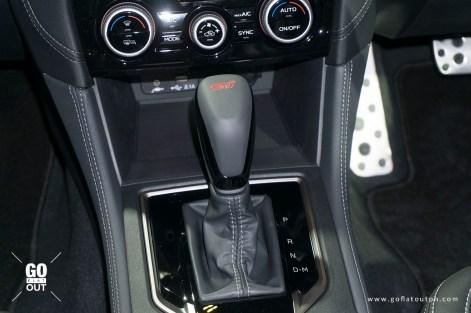 2020 Subaru Impreza 2.0i-S EyeSight Interior