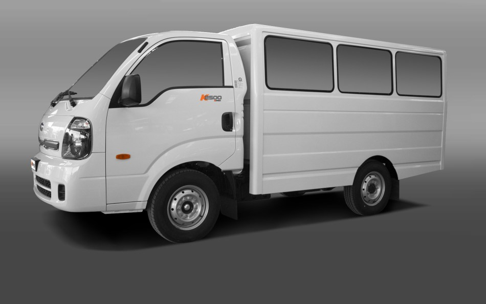 2020 Kia K2500 Karga 4x2