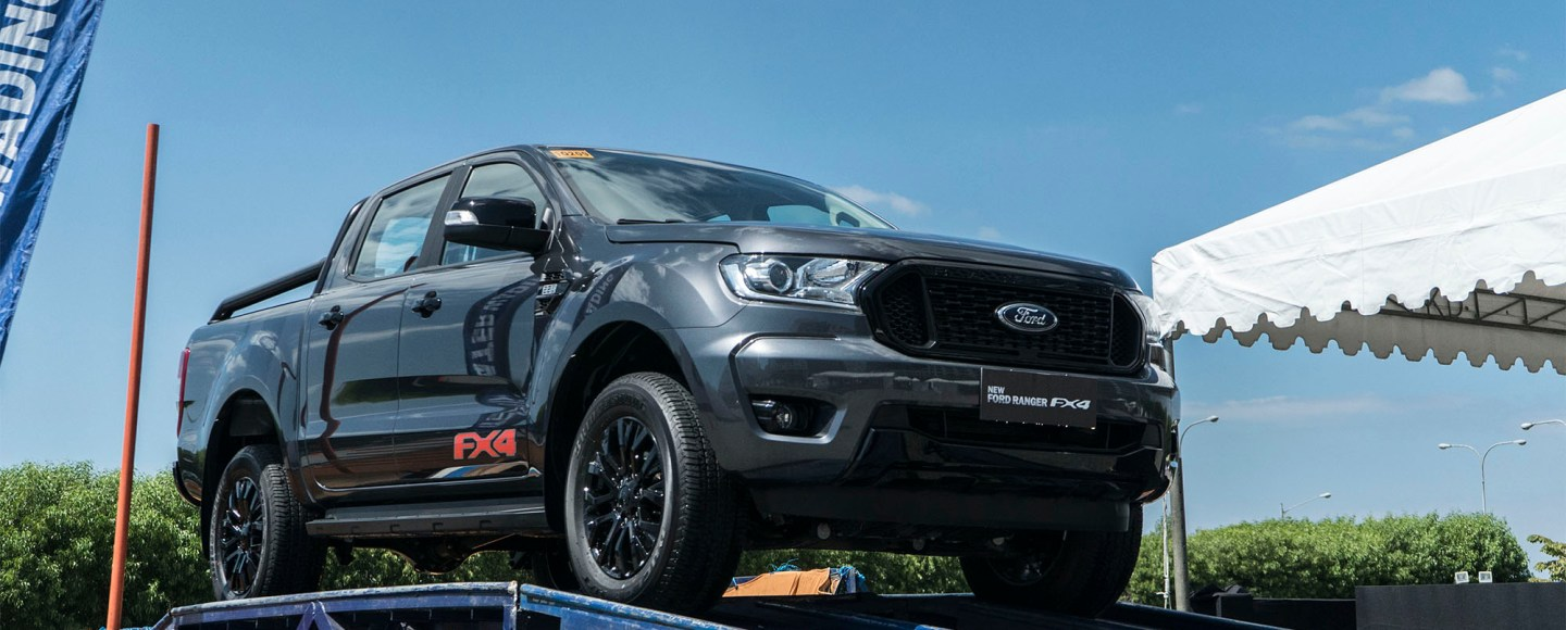 Ford PH Updates Ranger For 2020, Introduces New FX4 Variant