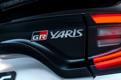 2020 Toyota GR Yaris Exterior