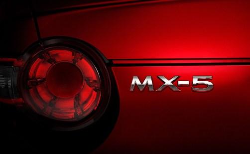 2020 Mazda MX-5 New Badge
