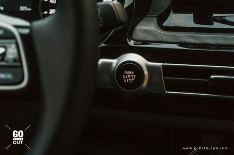 2020 Kia Seltos SX Interior
