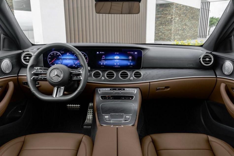 2021 Mercedes-Benz E450e Interior